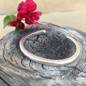 Small Sterling Bracelet